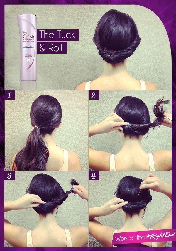 forward tuck roll instructions