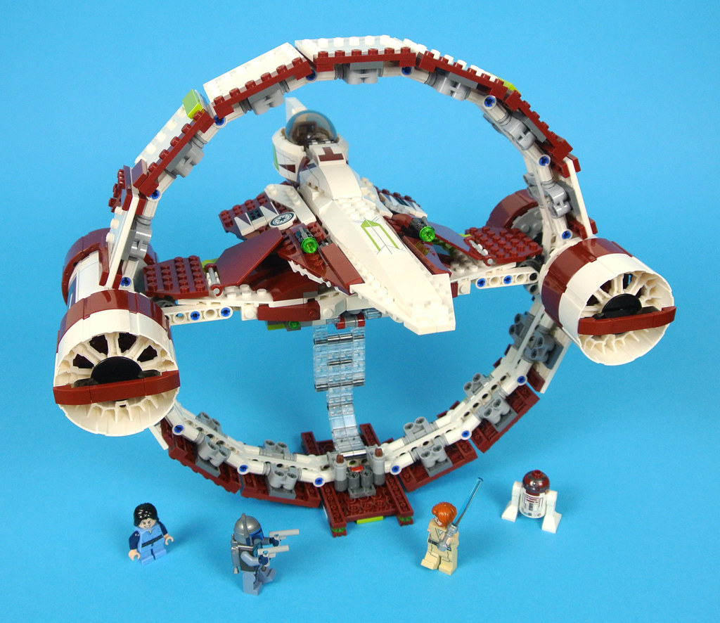lego star wars jedi starfighter with hyperdrive instructions