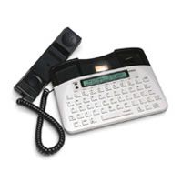 ultratec uniphone 1150 for voice or text instructions