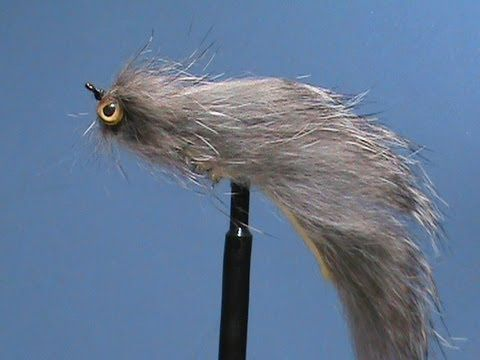 clouser crayfish tying instructions