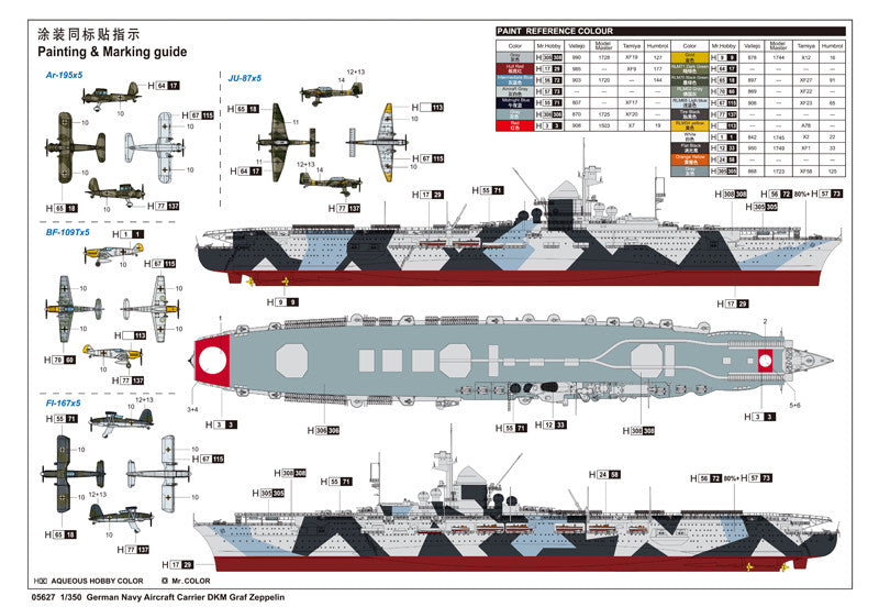 build the yamato instructions