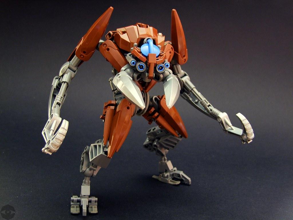 bionicle all star rahkshi instructions