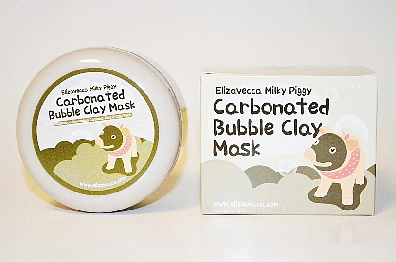 piggy carbonated bubble clay mask instructions