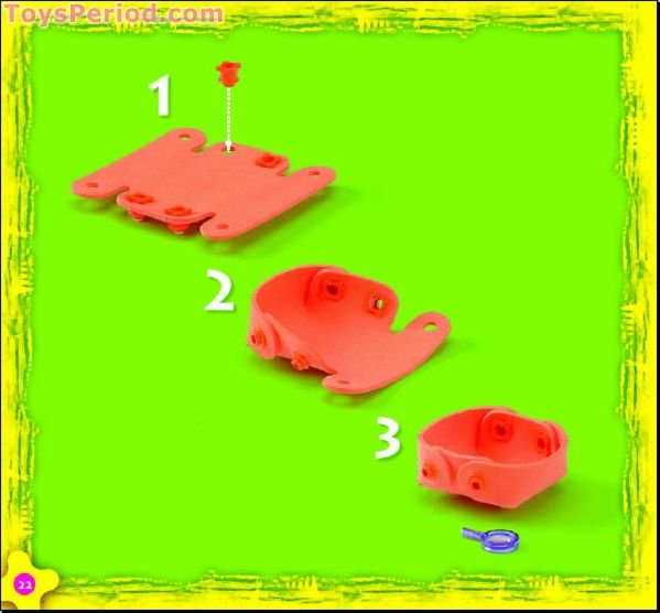lego friends camper instructions pdf