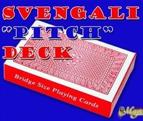 svengali deck trick instructions
