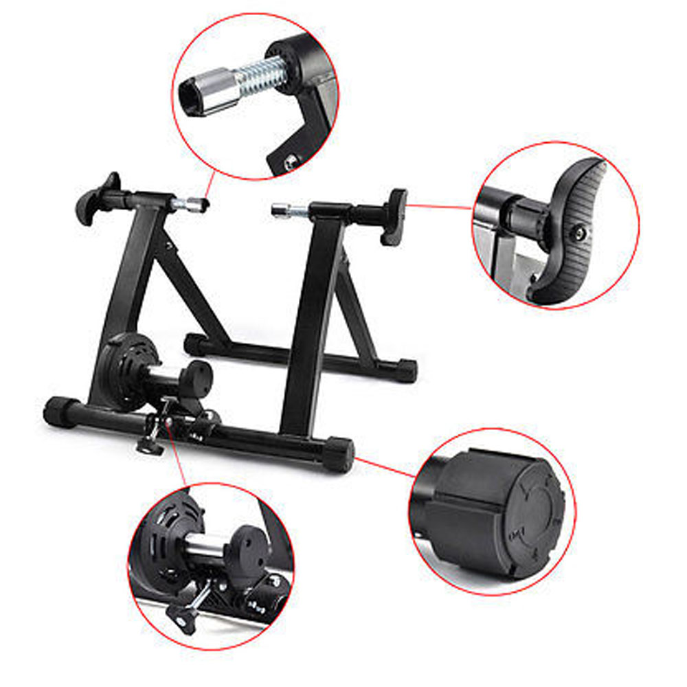 magnetic bike trainer instructions