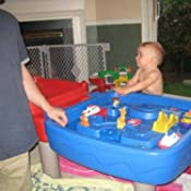 little tikes island adventure water table instructions