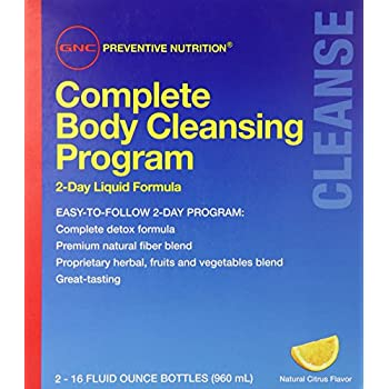 gnc 14 day cleanse instructions