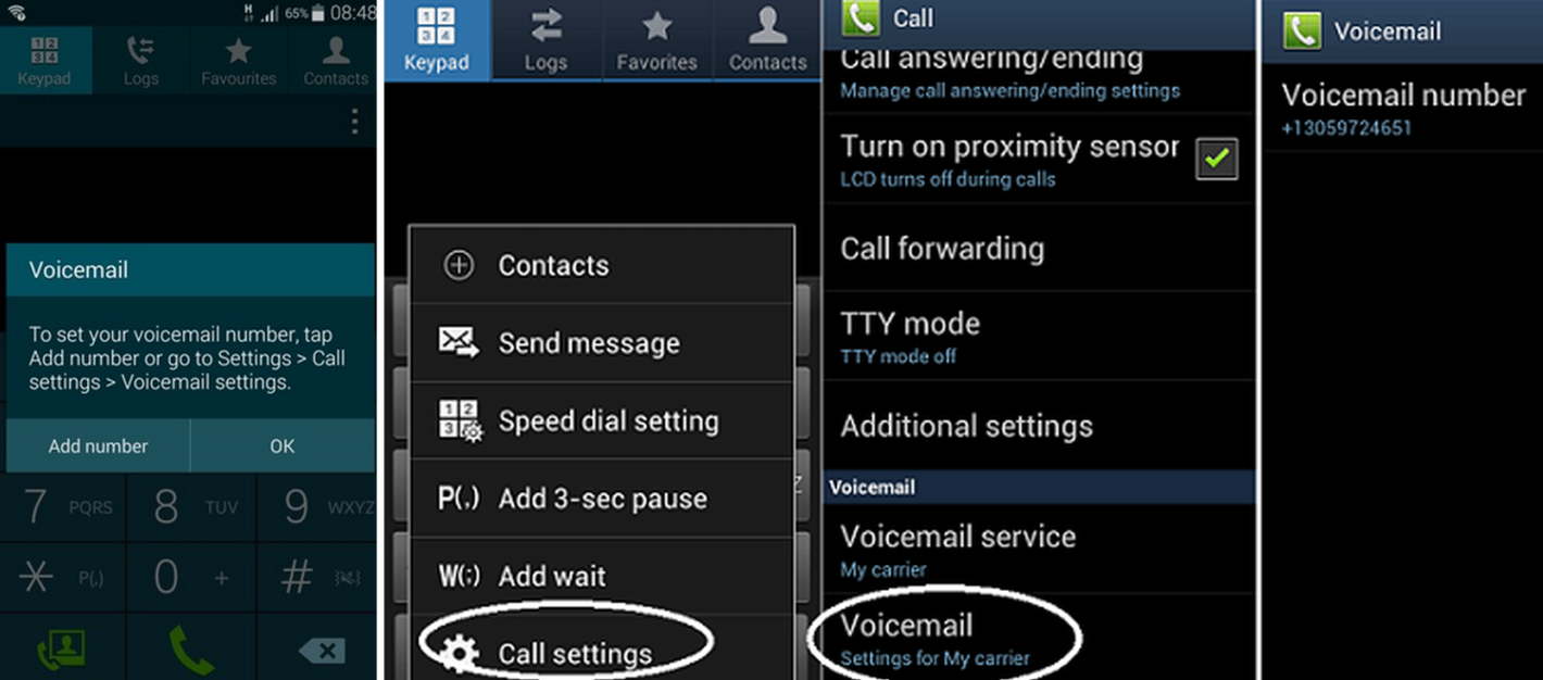samsung 4 voice instructions