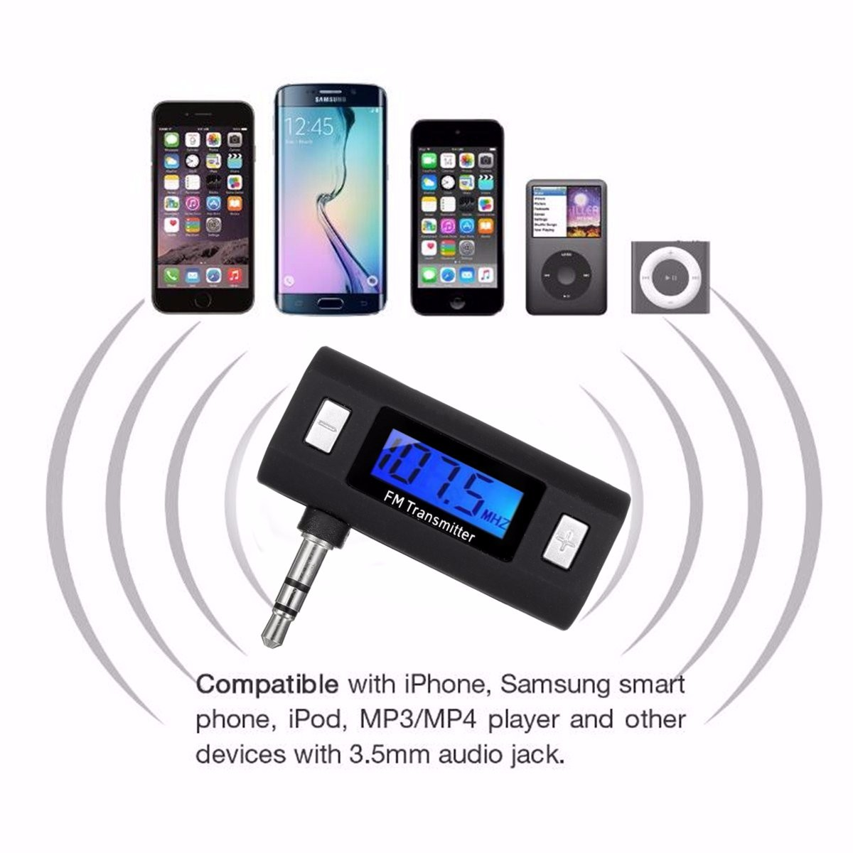 music gear wireless fm transmitter instructions