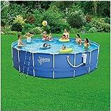 summer escapes 14 ft metal frame pool instructions