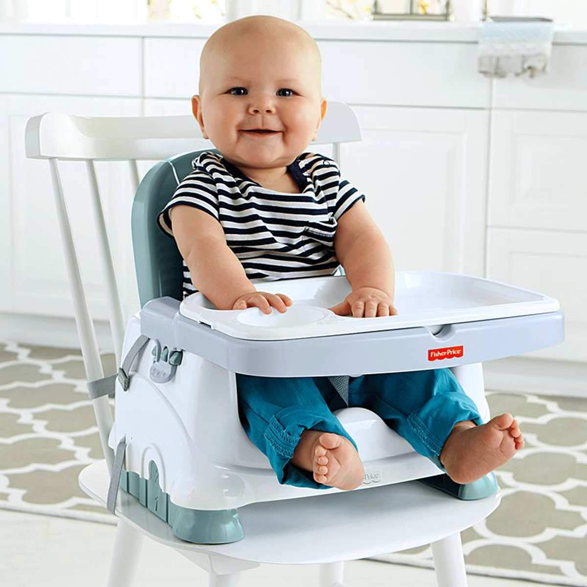 fisher price healthy care booster seat instructions