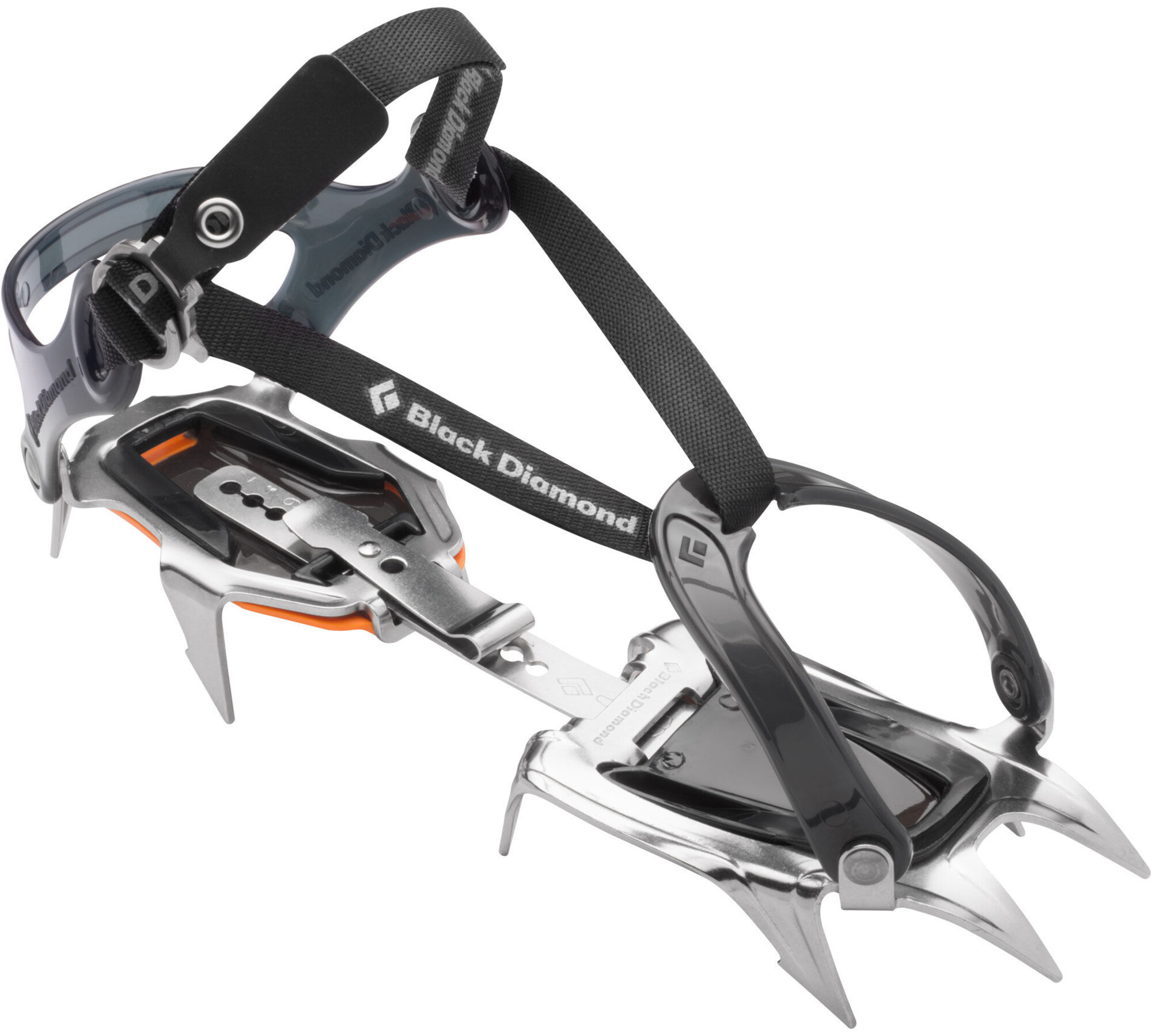 black diamond contact crampon instructions