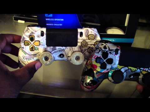 controller chaos instructions xbox 360