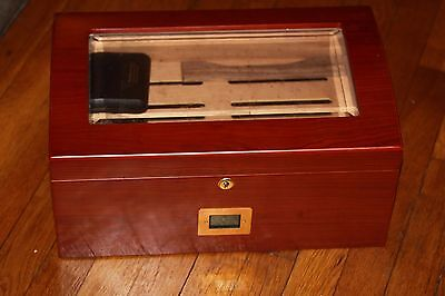thompson cigar humidor instructions