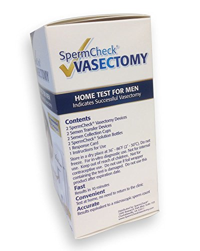 spermcheck fertility home test instructions