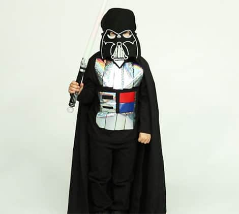 darth vader costume instructions