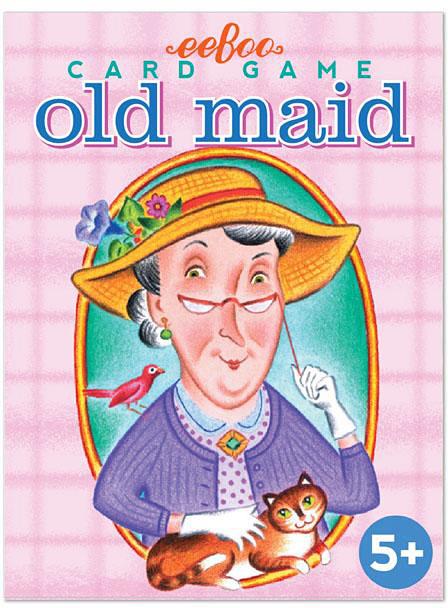 eeboo old maid instructions