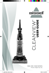 bissell cleanview quickwash instructions