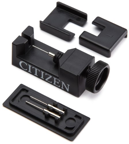 citizen watch band sizing tool instructions