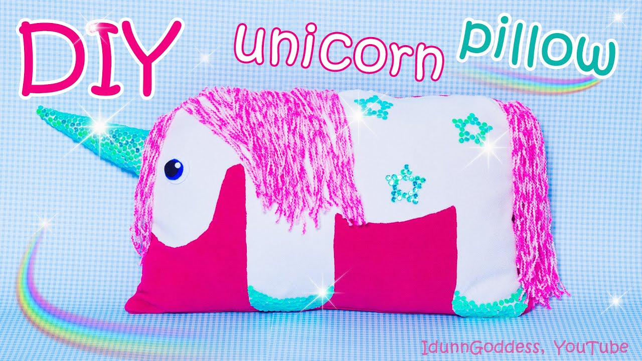 diy unicorn rug instructions