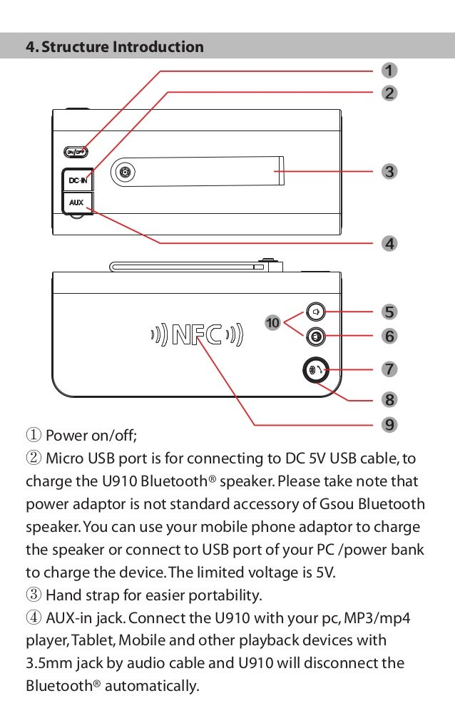 instructions for bluetooth animal speaker connect to computer