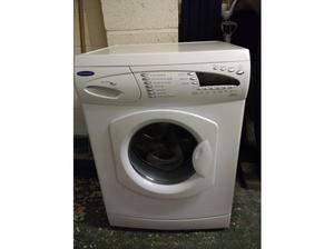 hotpoint ultima washing machine instructions