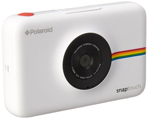 polaroid instant print digital camera instructions