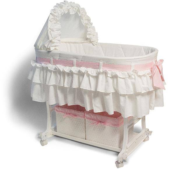 cuddle n care bassinet instructions