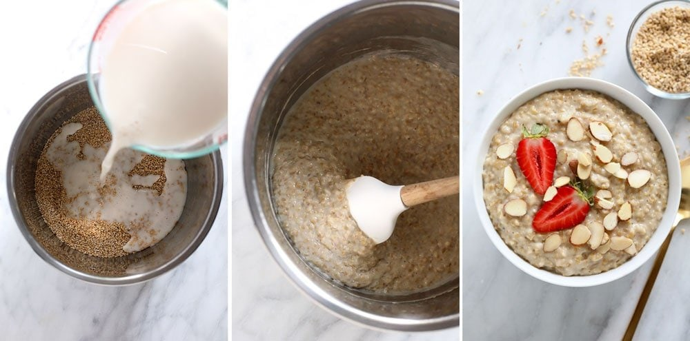 instant oatmeal cooking instructions