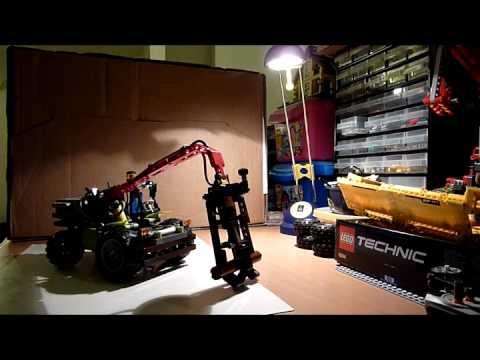 lego technic 8049 b model instructions