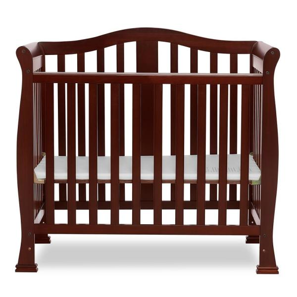 dream on me mini crib instructions