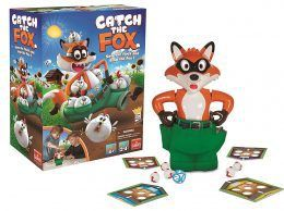 catch the fox game instructions