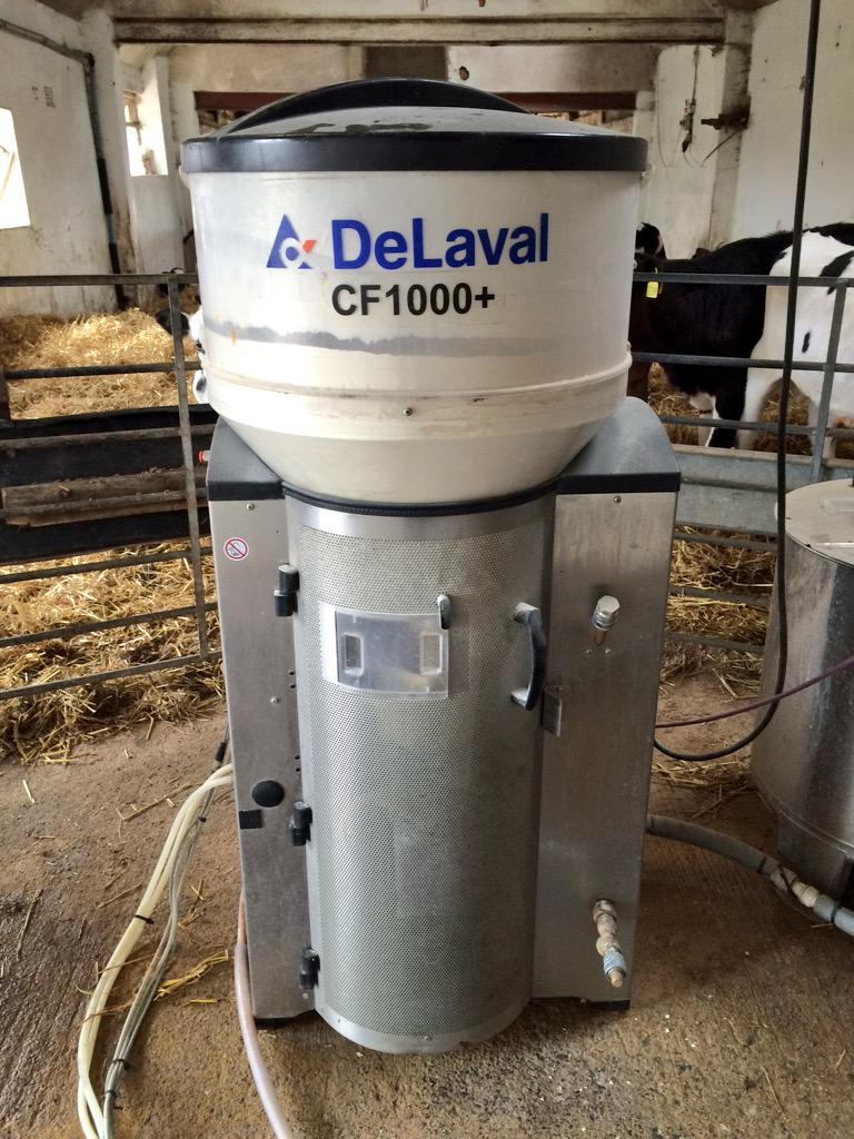 delaval automatic feeder instructions