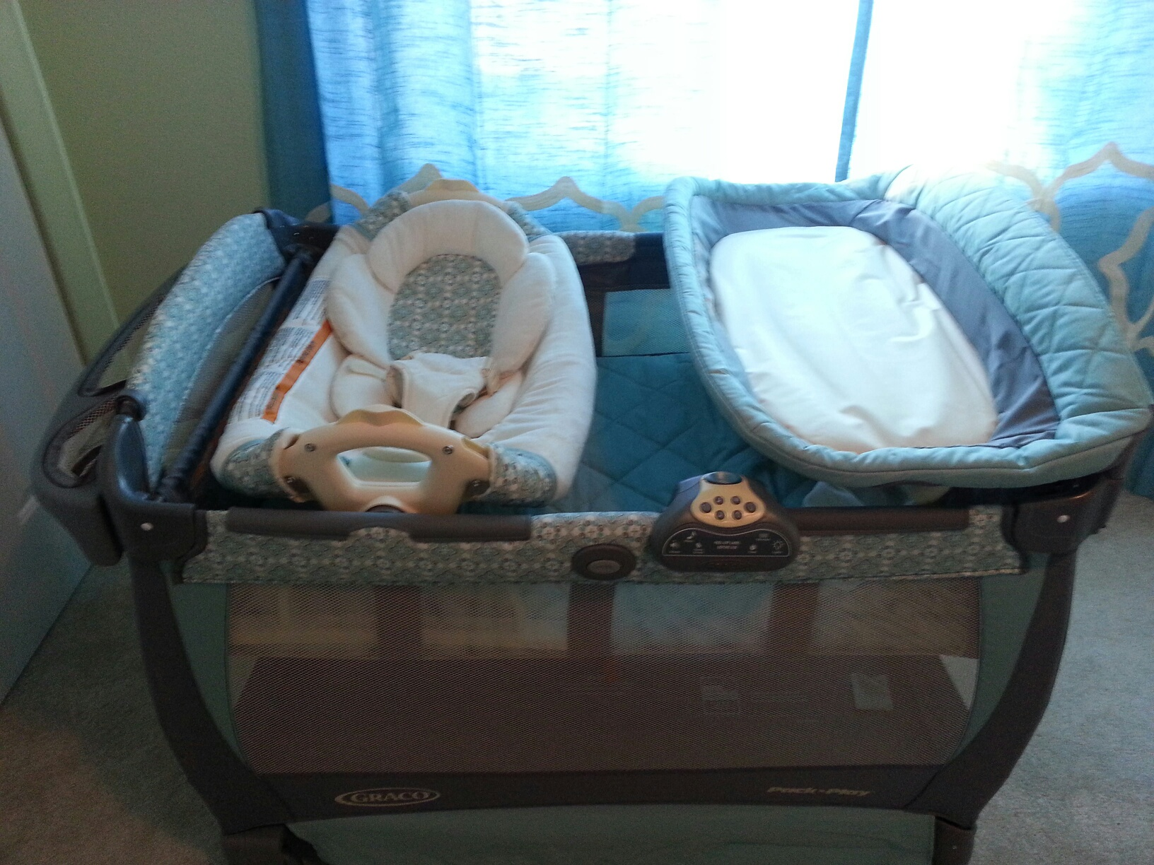 graco pack n play instructions cuddle cove