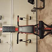 guy leech home gym assembly instructions