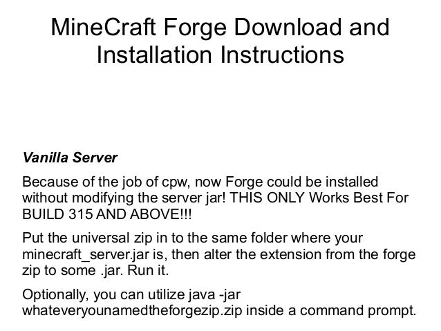 install simcraft for minecraft instructions