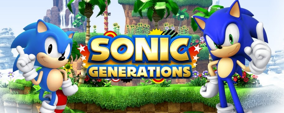 instruction booklet info for sonic generations xbox 360