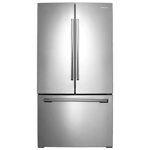 instruction for samsung double door fridge with ice maker