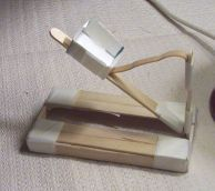 instructions for making a simple catapult