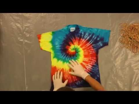 jacquard procion tie dye instructions