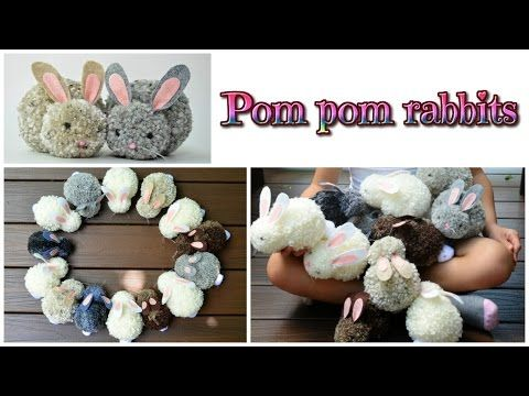 kids and co make your own pom pom puppies instructions
