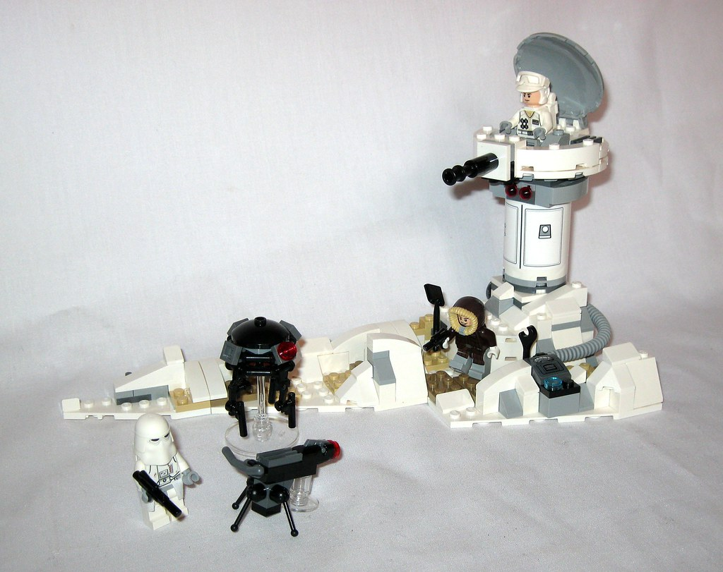 lego star wars hoth turret instructions