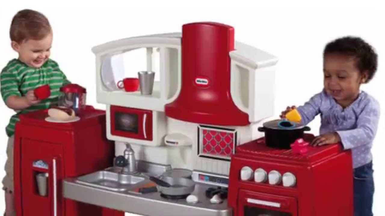 little tikes cookin creations kitchen instructions