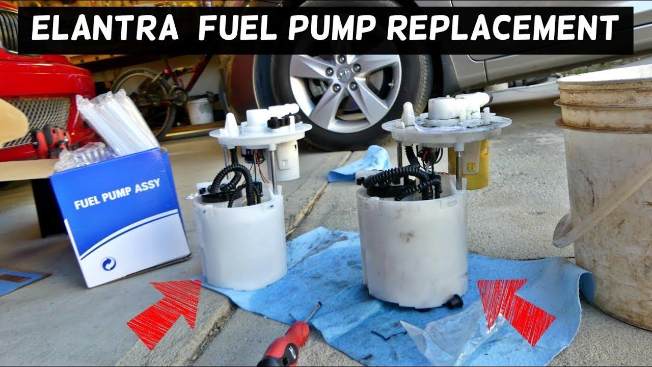 mitsubishi magna 2003 fuel sender unit change instructions