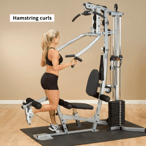 nautilus gym equipment instructions