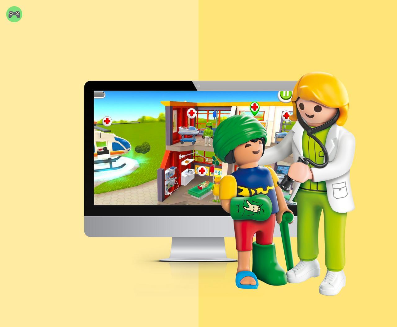 playmobil hospital instructions 6657
