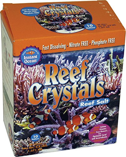 reef crystals mixing instructions