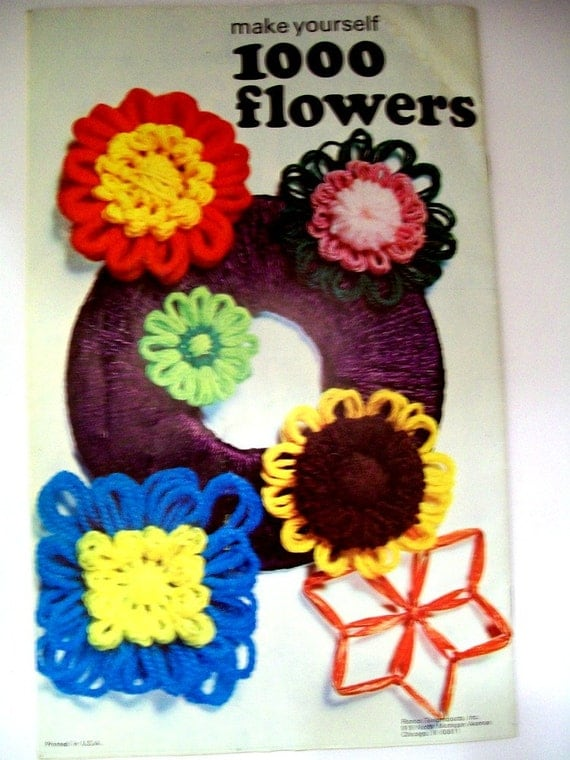 ronco flower loom instructions