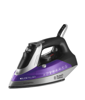 russell hobbs colour control steam iron instructions